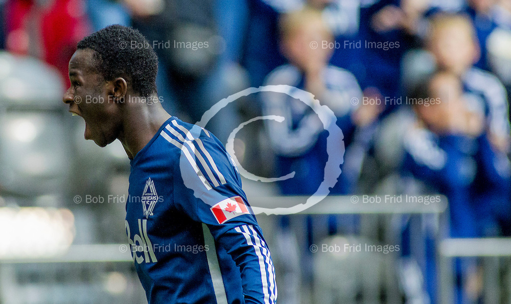 03 May 2014:   Action during a game between Vancouver Whitecaps FC and San Jose Earthquakes on Bell Pitch at BC Place Stadium in Vancouver, BC, Canada. ****(Photo by Bob Frid - Vancouver Whitecaps 2014 - All Rights Reserved)***