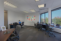Project Room exterior office set up at Gateway in Columbia MD by Jeffrey Sauers of Commercial Photographics