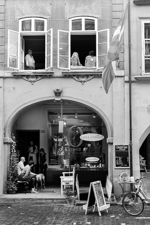 Europe, Switzerland, Berne, Street Photography, shop, Herrengasse