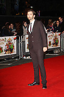 LONDON - NOVEMBER 13: David Tennant attended the World Film Premiere of 'Nativity 2: Danger In The Manger' at the Empire Cinema, Leicester Square, London, UK. November 13, 2012. (Photo by Richard Goldschmidt)