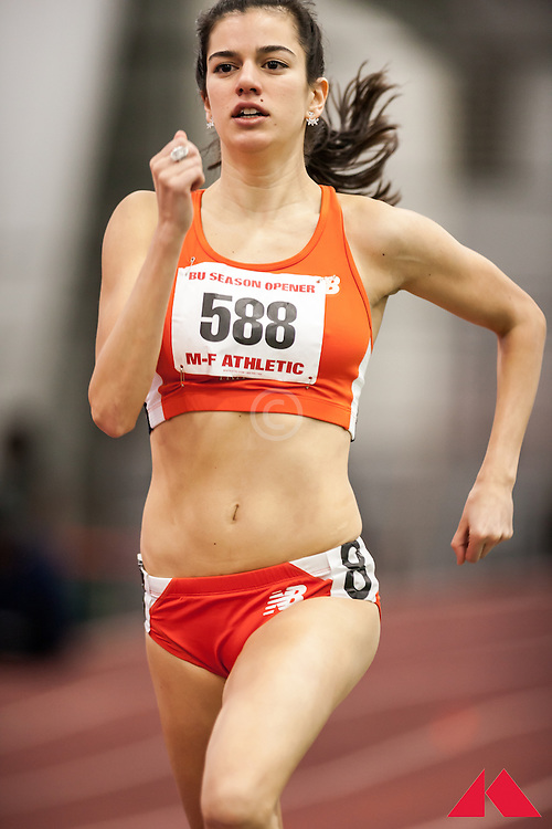 Boston University Scarlet and White Indoor Track & Field: New Balance