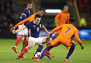 Scotland v Netherlands - International Friendly, 9 Nov 2017