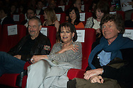 Festival Du cinema de Valenciennes - 19032014 - France - Jean-Jacques Beinex, Claudia Cardinal, Etienne Chatiliez