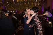 LUCY HUGHES-HALLETT; NICKY SHULMAN, Fashion and Gardens, The Garden Museum, Lambeth Palace Rd. SE!. 6 February 2014.