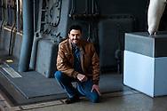 Roma 29 Marzo 2011.Centrale Montemartini.Presentato Flashdance il Musical, lo spettacolo tratto dal film culto degli anni  80..Filippo Strocchi