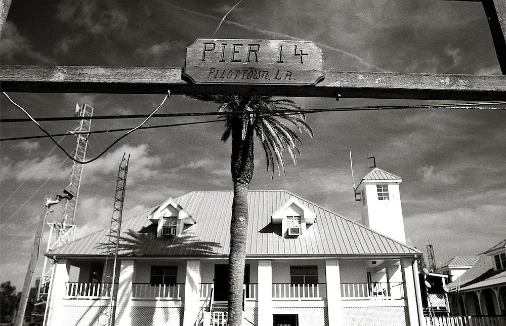 Pier 14, Pilottown, LA, 1/05
