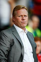 Southampton manager Ronald Koeman - Mandatory by-line: Jason Brown/JMP - Mobile 07966386802 - 31/07/2015 - SPORT - FOOTBALL - Southampton, St Mary's Stadium - Southampton v Vitesse Arnhem - Europa League