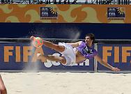 Footbal-FIFA Beach Soccer World Cup 2006 - Group D-ARG -Officall Training- Rio de Janeiro, Brazil - 01/11/2006.<br />Mandatory Credit: FIFA/Ricardo Ayres