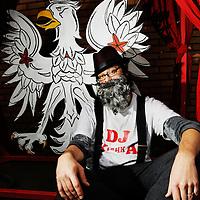 DJ Kishka, April 25, @the Happy Dog in Cleveland.