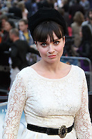 Gizzi Erskine London, UK, 27 May 2010: European Premiere of Sex And The City 2, Leicester Square gardens. For piQtured Sales contact: Ian@piqtured.com Tel: +44(0)791 626 2580 (Picture by Richard Goldschmidt/Piqtured)
