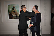 MARIO TESTINO; BEN GOLDSMITH, Vogue100 A Century of Style. Hosted by Alexandra Shulman and Leon Max. National Portrait Gallery. London. WC2. 9 February 2016.