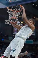Real Madrid Walter Tavares during Turkish Airlines Euroleague match between Real Madrid and Crvena Zvezda at Wizink Center in Madrid, Spain. December 01, 2017. (ALTERPHOTOS/Borja B.Hojas)