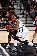 Oklahoma Baptist Women's Basketball vs Southern Nazarene.SAC Tournament, Semifinals.March 8, 2008