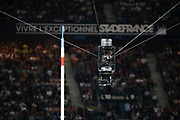 Canal + spider cam illustration during the French Championship Top 14 rugby union match between Montpellier Herault rugby and Castres Olympique on June 2, 2018 at Stade de France in Saint-Denis near Paris, France - Photo Stephane Allaman / ProSportsImages / DPPI