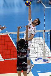 JIRI KOVAR<br /> MACERATA - PERUGIA<br /> SEMIFINALE PALLAVOLO FINAL 4 COPPA ITALIA A1-M 2013-2014<br /> BOLOGNA 08-03-2014<br /> FOTO GALBIATI - RUBIN