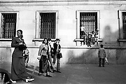 colombia1011 - Plaza Bolivar. Bogota, March 2002<br />