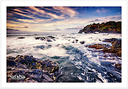 Early morning at Boulder Beach, near Ballina [Ballina, NSW]<br />