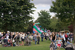 Fun day at West Bridgford;  Nottingham; 2005,