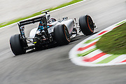 September 4-7, 2014 : Italian Formula One Grand Prix - Valtteri Bottas (FIN), Williams-Mercedes