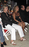 **EXCLUSIVE**.Denise Rich with German Architect boyfriend (left).Tony Murray's Annual Summer Party.Private Villa.St. Tropez, France..Saturday, July 28, 2007.Photo By Celebrityvibe.com.To license this image please call (212) 410 5354; or Email: celebrityvibe@gmail.com ;.