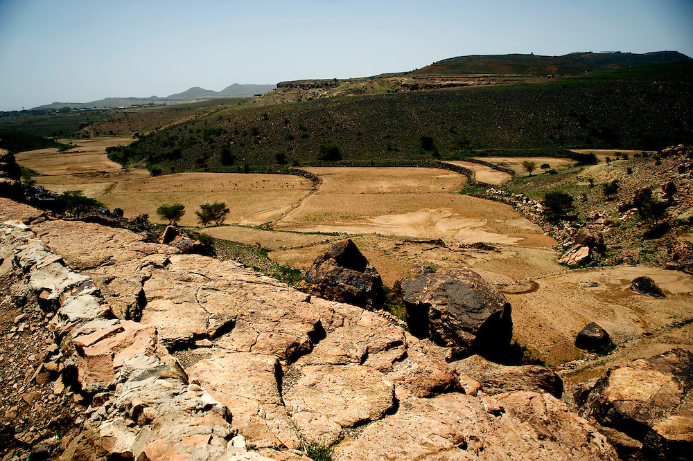 Since time immemorial, Yemenis have been adept at making the best use of scarce water.Their terraces allowed the country to support a sustainable agricultural economy.