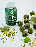 Whole Greens Plant Protein Powder
