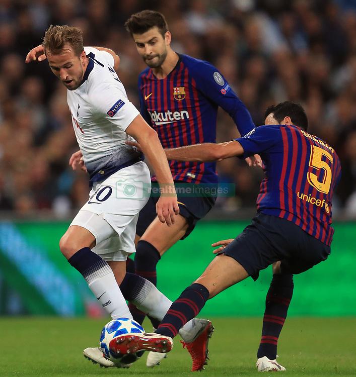 صور مباراة : توتنهام - برشلونة 2-4 ( 03-10-2018 )  38927896