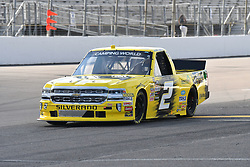 June 22, 2018 - Madison, Illinois, U.S. - MADISON, IL - JUNE 22:  Cody Coughlin (2) driving a Chevrolet for JEGS.com warms up before the Camping World Truck Series - Eaton 200 on June 22, 2018, at Gateway Motorsports Park, Madison, IL.   (Photo by Keith Gillett/Icon Sportswire) (Credit Image: © Keith Gillett/Icon SMI via ZUMA Press)