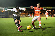 Port Vale v Blackpool - League 1 - 24/11/2015