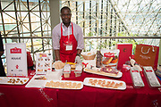 New York, NY - May 2, 2018:  The 2018 Baldor Bite food conference at 180 Maiden Lane in Lower Manhattan.<br /> <br /> CREDIT: Ben Jay.