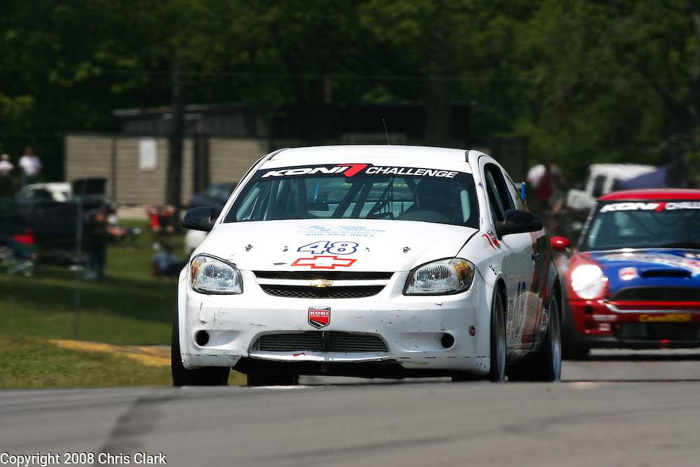 June 20-22, 2008 Lexington, OH. Koni Challenge Series from the Mid Ohio Sportscar Course