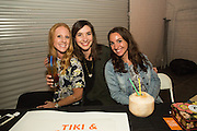 Content Magazine hosts its Tiki & Typography Content Labs, where guests learn about fonts, drinks, and culture, at Blanco Square in San Jose, California, on September 17, 2015. (Stan Olszewski/SOSKIphoto)