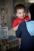 Westmead Children's Hospital Review Portraits. Mustapha Sabra Neurolgy Patient. Dravet Syndrome.