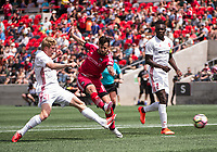 OTTAWA, ON - MAY 27: USL match between the Ottawa Fury FC and the Richmond Kickers at TD Place Stadium in Ottawa, ON. Canada on May 27, 2017.<br /> <br /> PHOTO: Steve Kingsman/Freestyle Photography/Ottawa Fury FC