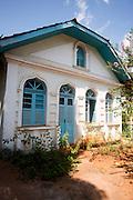 Santa Leopoldina_ES, Brasil...Casario historico da cidade de Leopoldina...Historical house in Leopoldina...Foto: LEO DRUMOND / NITRO