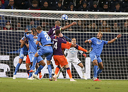October 2, 2018 - France - Vincent Kompany 4 (Credit Image: © Panoramic via ZUMA Press)