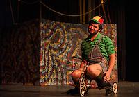 "Gilford High School Drama dress rehearsal for ""Eurydice"".  Karen Bobotas for the Laconia Daily Sun"