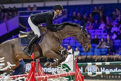 Pieters Eliah, BEL, Karnivale van't Klavershof<br /> Jumping Mechelen 2019<br /> © FEI/Dirk Caremans<br />  30/12/2019