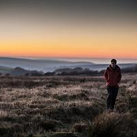 Nov 2016 EXMOOR - Walk in Depth - with Mark Rowe - Pix by Steve Morgan