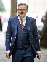 © Licensed to London News Pictures. 12/06/2017. London, UK. Labour MP Barry Gardiner seen in Westminster. Over the weekend British prime minister Theresa May formed a new cabinet and continues discussions with the DUP in an attempt to form a new government. Photo credit: Ben Cawthra/LNP