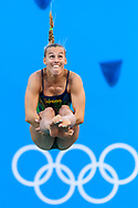 Rio de Janeiro 14-08-2016 Maria Lenka Aquatics Center  <br /> Diving Women's 3m Springboard<br /> Tuffi Trampolino <br /> Foto Andrea Staccioli / Deepbluemedia /Insidefoto