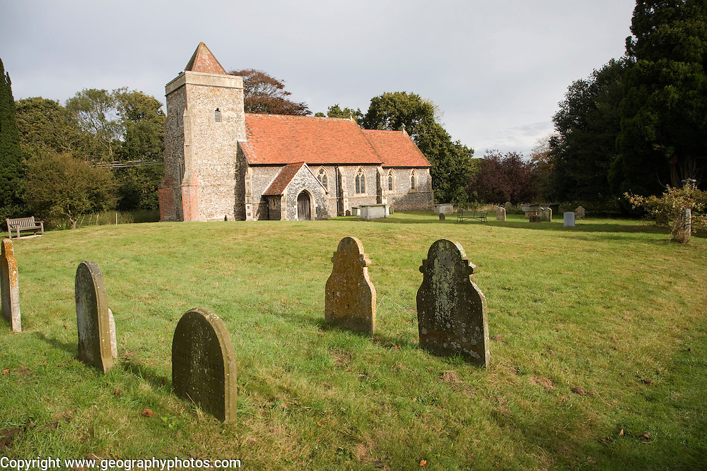 Parish church of Saint Andrew, Boyton, Suffolk, England, UK