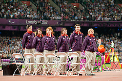 Athletics (Track) at the 2012 London Summer Paralympic Games