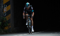 LONDON UK 31ST JULY 2016:  Geraint Thomas Team Sky. The Prudential RideLondon-Surrey Classic  in London 31st July 2016<br /> <br /> Photo: Jon Buckle/Silverhub for Prudential RideLondon<br /> <br /> Prudential RideLondon is the world's greatest festival of cycling, involving 95,000+ cyclists – from Olympic champions to a free family fun ride - riding in events over closed roads in London and Surrey over the weekend of 29th to 31st July 2016. <br /> <br /> See www.PrudentialRideLondon.co.uk for more.<br /> <br /> For further information: media@londonmarathonevents.co.uk