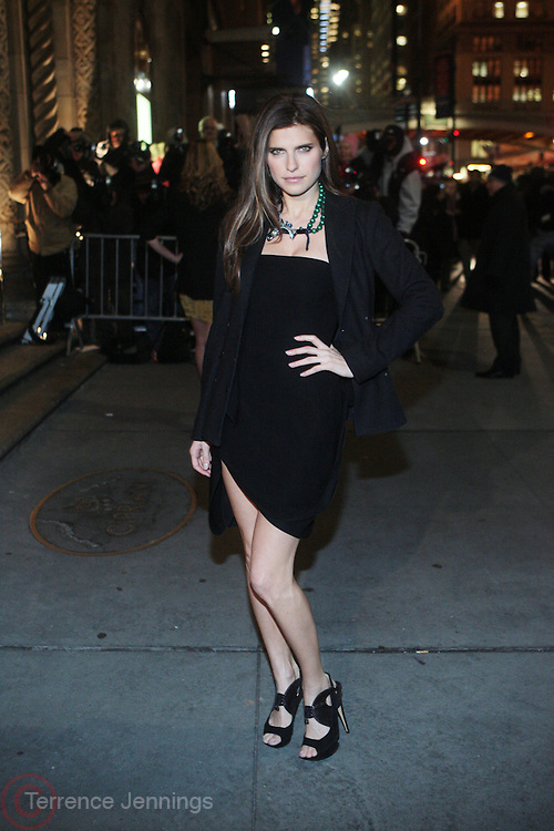 12 January 2010-New York, NY- Lake Bell at The National Board of Review of Motion Pictures Awards Gala (Outside Arrivals) held at Cipriani 42nd Street on January 12, 2010 in New York City. Photo Credit: Terrence Jennings/Sipa