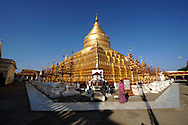 Shwedagon Pagoda Yangon Burma