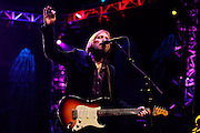 NEW YORK - JULY 28:  Tom Petty performs in concert at Madison Square Garden on July 28, 2010 in New York City.  (Photo by Joe Kohen/WireImage for New York Post)