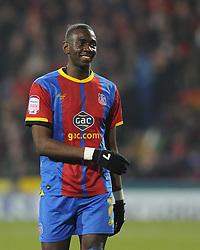 Crystal Palace's Yannick Bolasie - Photo mandatory by-line: Joe Meredith/JMP - Tel: Mobile: 07966 386802 19/02/2013 - SPORT - FOOTBALL - Selhurst Park - Cardiff -  Crystal Palace V Bristol City - Npower Championship