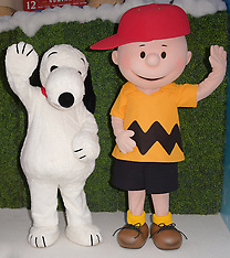 28 NOV 2015 Snoopy and Charlie Brown The Peanuts Movie Gala Screening