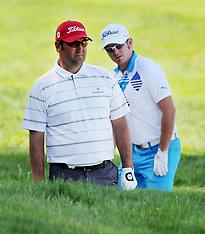 Christchurch-Golf, BMW New Zealand Open, day 2